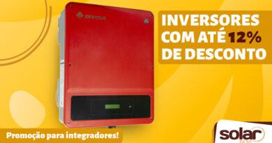 Inversor Fotovoltaico com Desconto