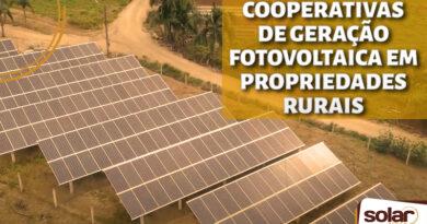Cooperativas de Geração de Energia Solar Fotovoltaica em Propriedades Rurais