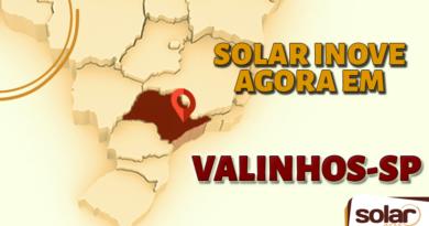 Solar Inove em Valinhos-SP