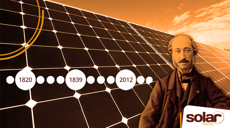 A Historia da Energia Solar Fotovoltaica