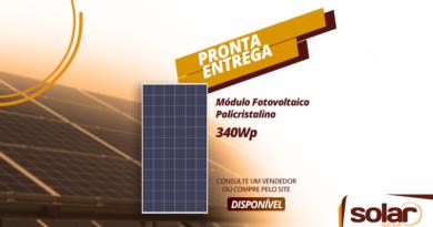 Módulo fotovoltaico 340wp
