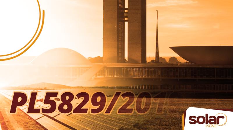 PL5829/2019: Sistema de Compensação como Marco Legal