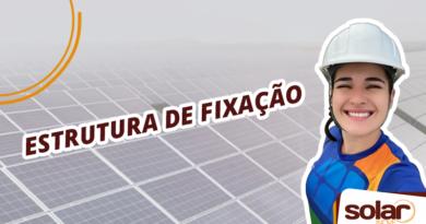 Estrutura de Fixação para Sistemas Fotovoltaicos