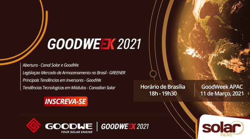 GoodWeek Brasil e Solar Inove