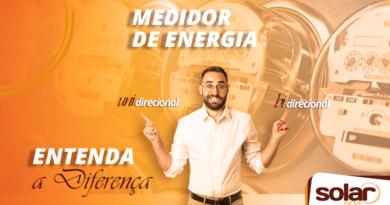 Diferença dos medidores de energia elétrica