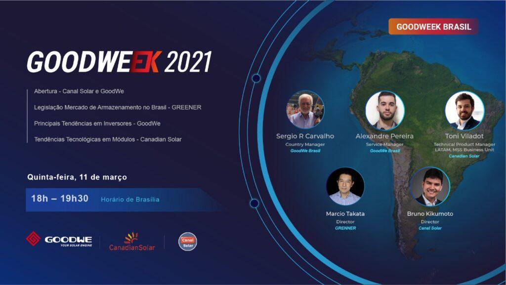 GoodWeek Brasil 2021