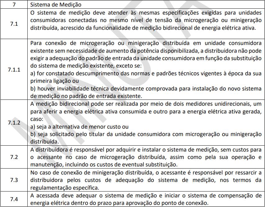 Sistema de Medição REN482