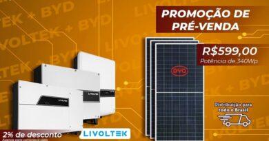 Kit fotovoltaico promocional