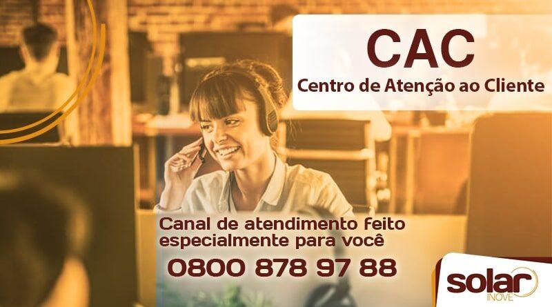 Centro de Atenção ao Cliente (CAC)