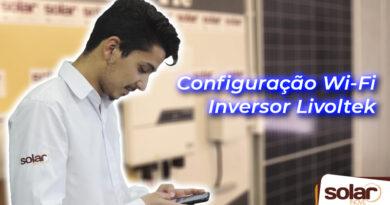 Configuração do inversor livoltek