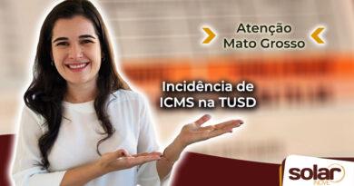 Incidência de ICMS na TUSD